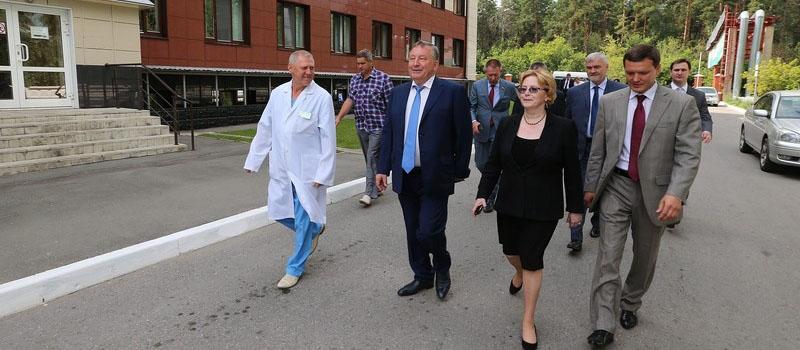 Запись на приём к врачу сокольское