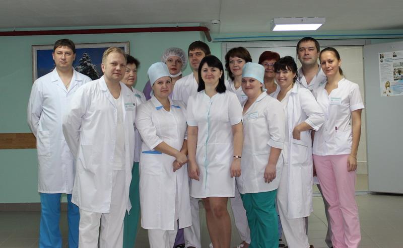 Воронежская областная клиническая больница 1